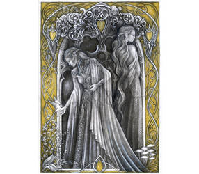 Elven sisters