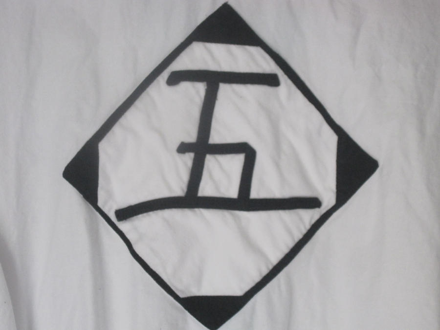Fifth Division Of The Gotei 13 Symbol By Juswana On Deviantart
