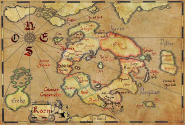 Mapa de Korn
