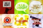 .:Avengers:Quote Icons:.