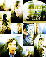 .:Sherlock: Unregular Icons:. by RachelDinozzo