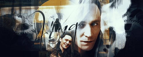 .:Loki: Born to be King:. by RachelDinozzo