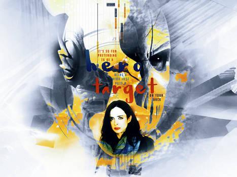 .:Marvel and DC: Zoom and Jessica Jones:.