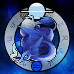 Zodiac Dragons: Aquarius