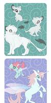 Leones, Unicornios y Fenixes