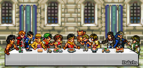 Suikoden 2 : The Last Supper