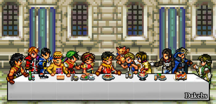 Suikoden 2 : The Last Supper