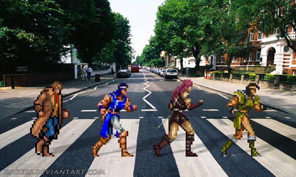 The Belmonts : Crossing Street