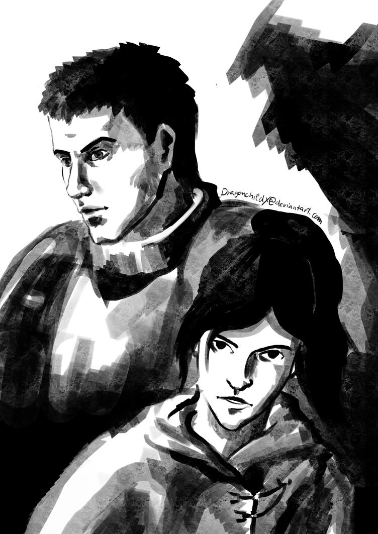 Shard hunters by DragonchildX