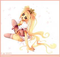 Sweety Usagi by lolitea