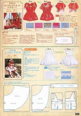 glb dress pattern