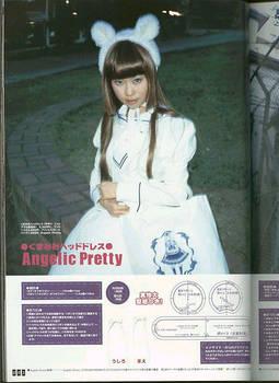 Angelic pretty -bear headdress
