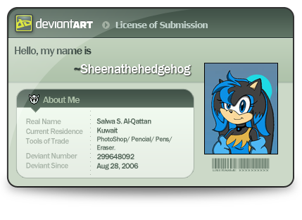 sheenathehedgehog's Profile Picture