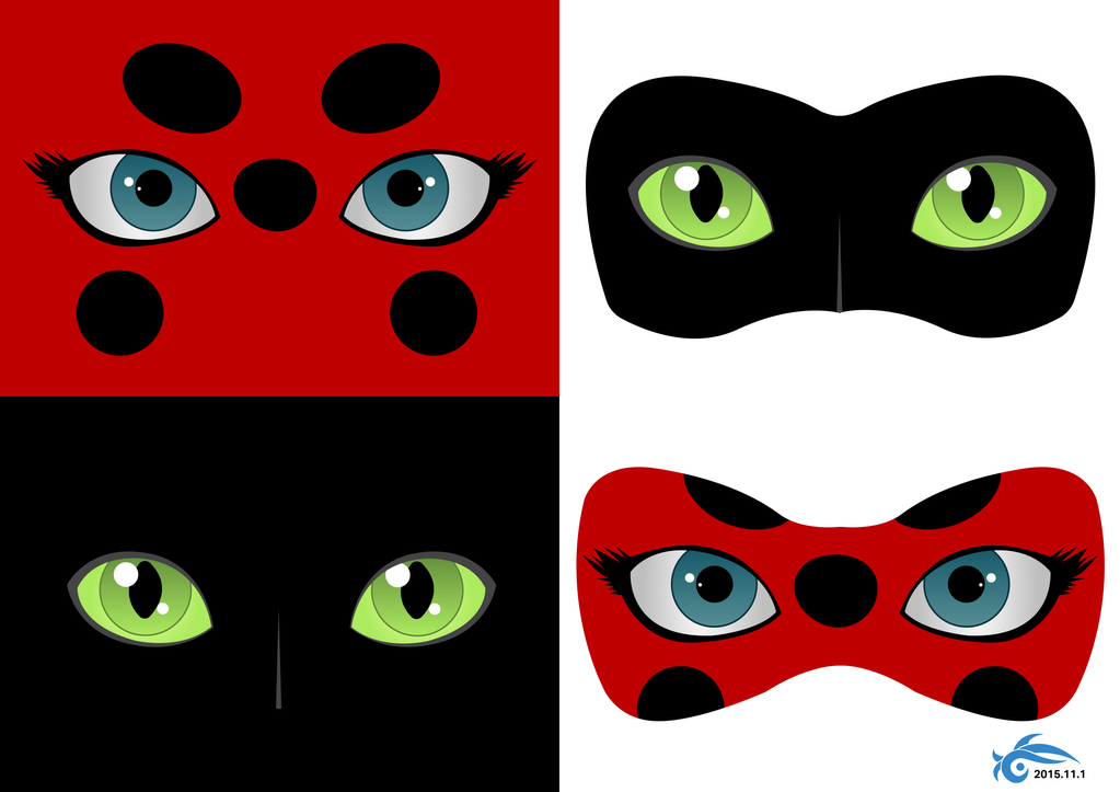 Eyes And Cat Noir Ladybug Pictures to Pin on Pinterest