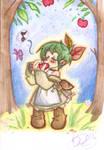 Fairy Maid by OpticBlast00