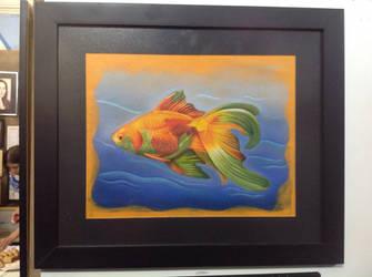 Fish by thaennia