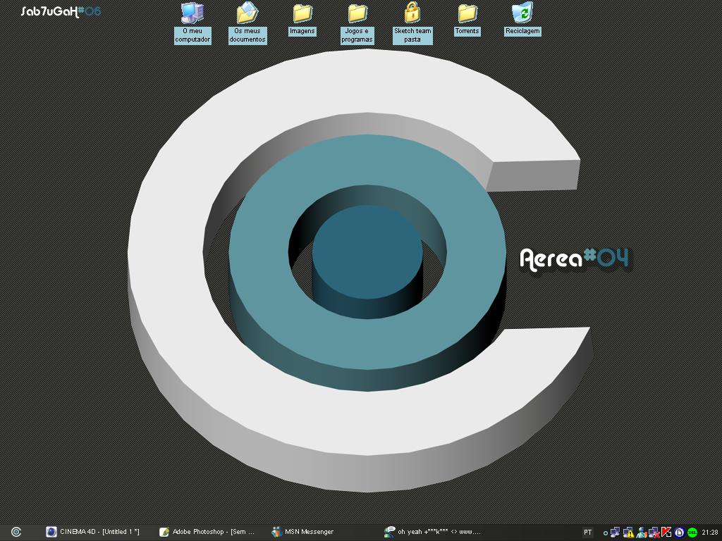 Aero04 is my desktop :P by sab7uGaH