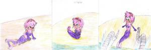 Mermaid Amy part 2