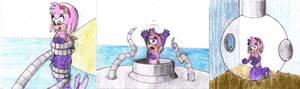 Mermaid Amy part 3