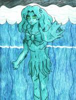 Slime Sailor Neptune by Zoe-the-Pink-Ranger