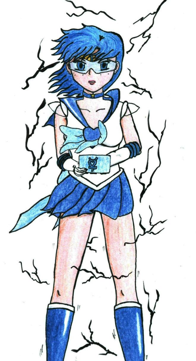 Mercury's Determination by Zoe-the-Pink-Ranger