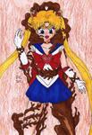 Chocolate Symbiote Usagi 1 by Zoe-the-Pink-Ranger