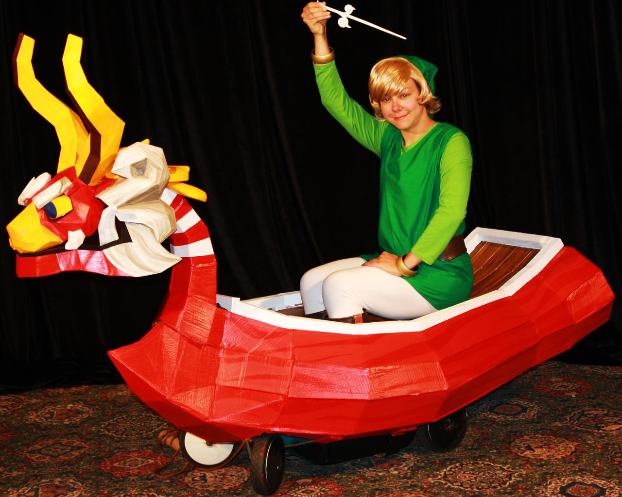 Wind Waker Link 2 of 4 by turpinator77
