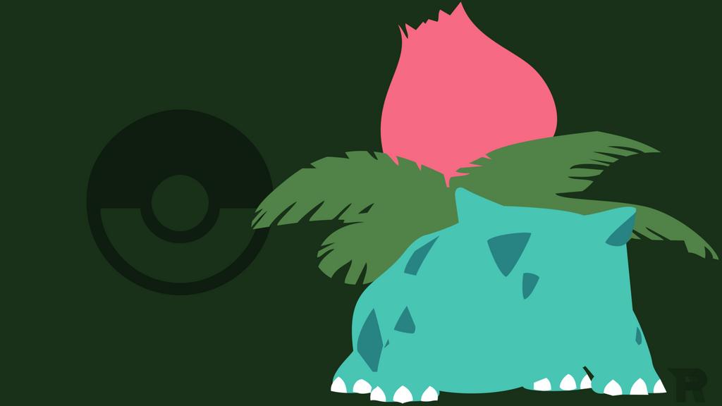 ¿Qué pokémon eres? Ivysaur_tru_minimalist_by_turpinator77-d9dcqs5