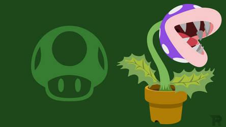 Smash Bros. Ultimate - Purple Piranha Plant