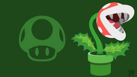 Smash Bros. Ultimate - Red Piranha Plant [Pipe]
