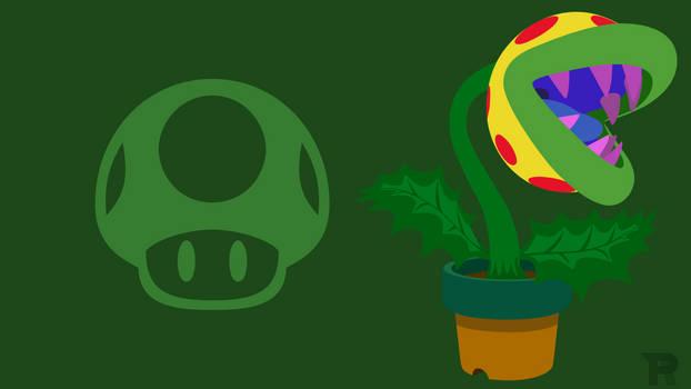 Smash Bros. Ultimate - Putrid Piranha Plant