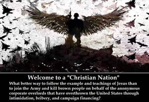 Welcome to a Christian Nation by Valendale