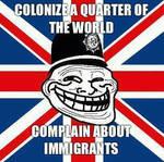UK Immigration Troll
