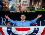 Ron Paul - Deregulate All the Industries