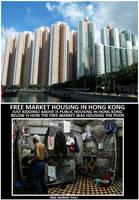 Public vs Free Market Housing in Hong Kong by Valendale