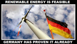 Germany Proving Viability of Renewable Energy by Valendale