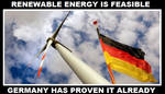 Germany Proving Viability of Renewable Energy