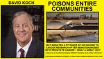 David Koch - Charitable Psychopath