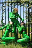 Green 08 by zombilina