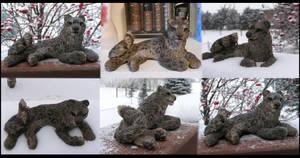 Tarquin Commission Sculpture