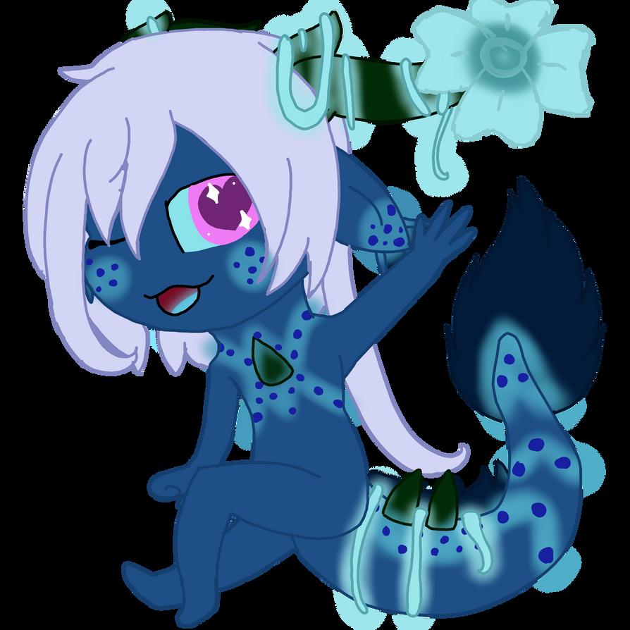 Echo Chibi Doll by Silverluver123