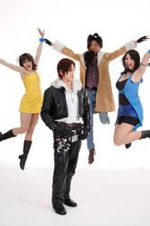 FFVIII: JUMP! by ValNika