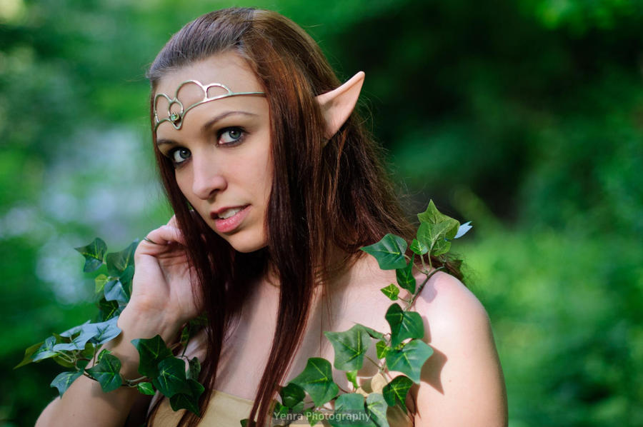 Original Woodland Elf: Innocence by ValNika
