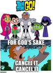 My opinion of Teen Titans Go