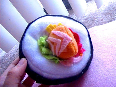 Sushi Plushies by Froggies-FA