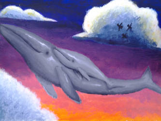 Whales Should Fly by Jackofalltrades150