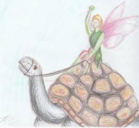 Fairy's Best Freind by Jackofalltrades150