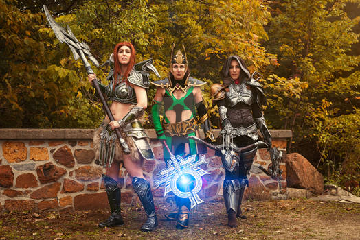 The Warrior, the Wizard and the Demon Hunter 2