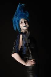 Lady Hades cosplay