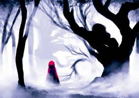 Little Red Riding Hood by dango-Yullen-soba